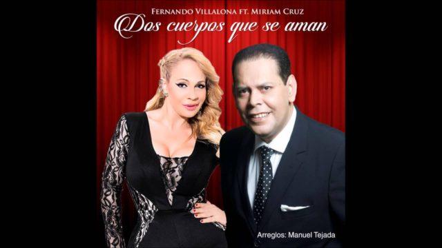 Fernando Villalona ft. Miriam Cruz-Dos Cuerpos Que Se Aman