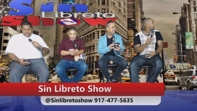 Sin Libreto Show @SinLibretoShow EP28 Entrevista A @NeriMambo Digital809tv.com