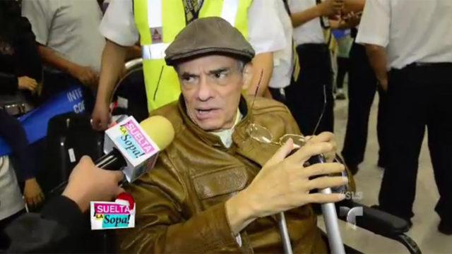 José José sigue hospitalizado, según medios mexicanos