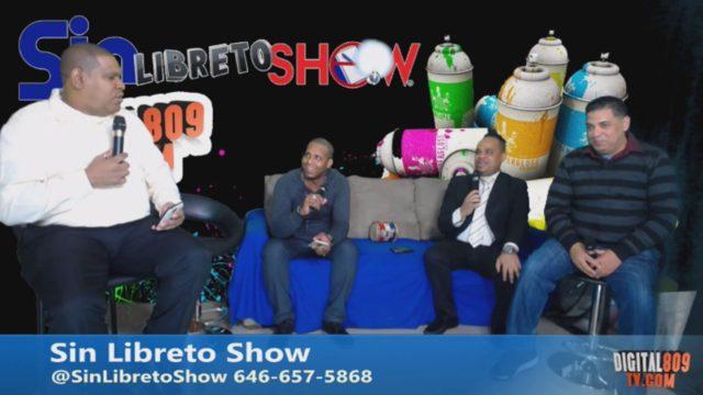 Sin Libreto Show EP51 Yasmina Y Dary Sin Fronteras Digital809tv.com @SinLibretoShow