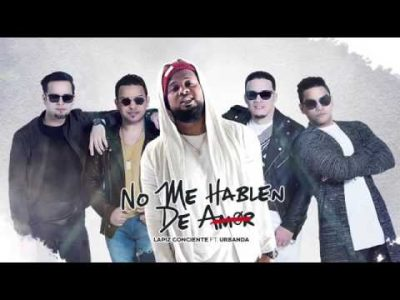 Urbanda Ft. Lapiz Conciente -No Me Hablen De Amor(Típico 2017)